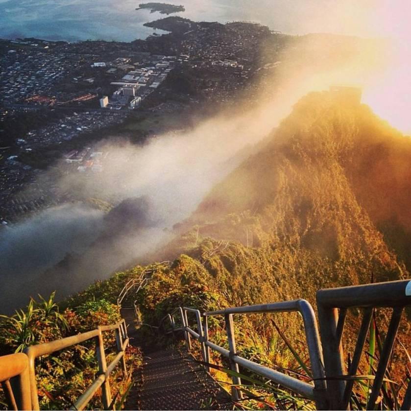 Stairway to Heaven - Kyle Gendary